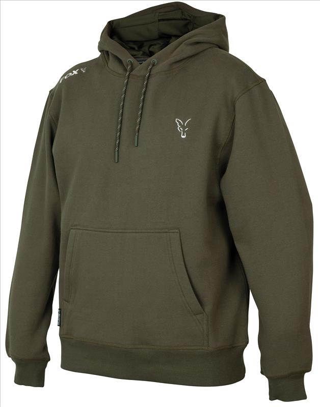 FOX Collection GREEN/SILVER HOODY