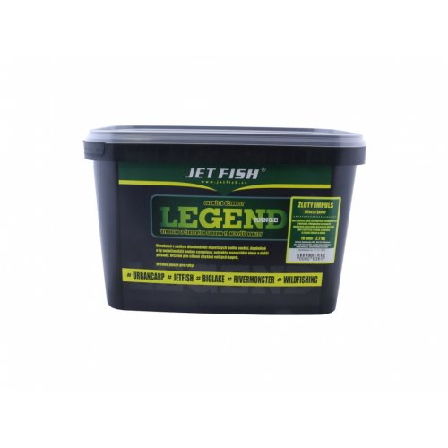 Boilie LEGEND GLM ENDURO MUŠĽA 24mm 3kg