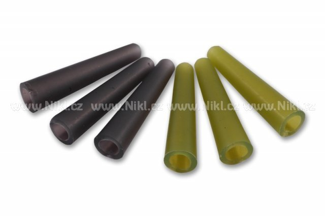 Tail Rubbers - Silt, 10 pcs