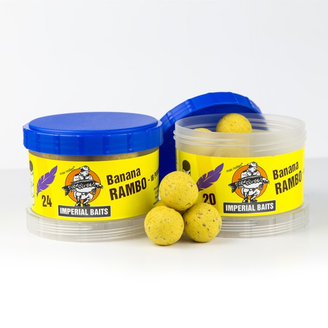 IB Carptrack RAMBO - Banana 24mm 80g
