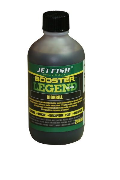 LEGEND BOOSTER GLM MUŠĽA 250ml