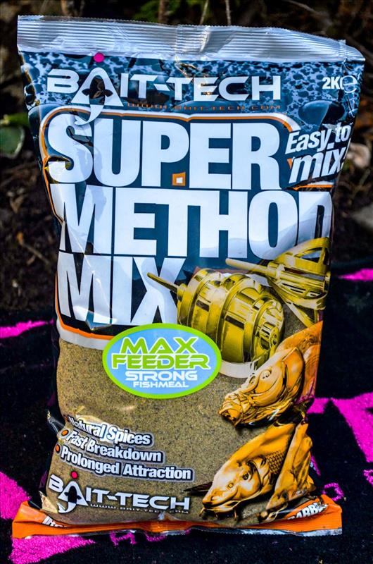 Bait-Tech Super Method Mix Max Feeder 2kg
