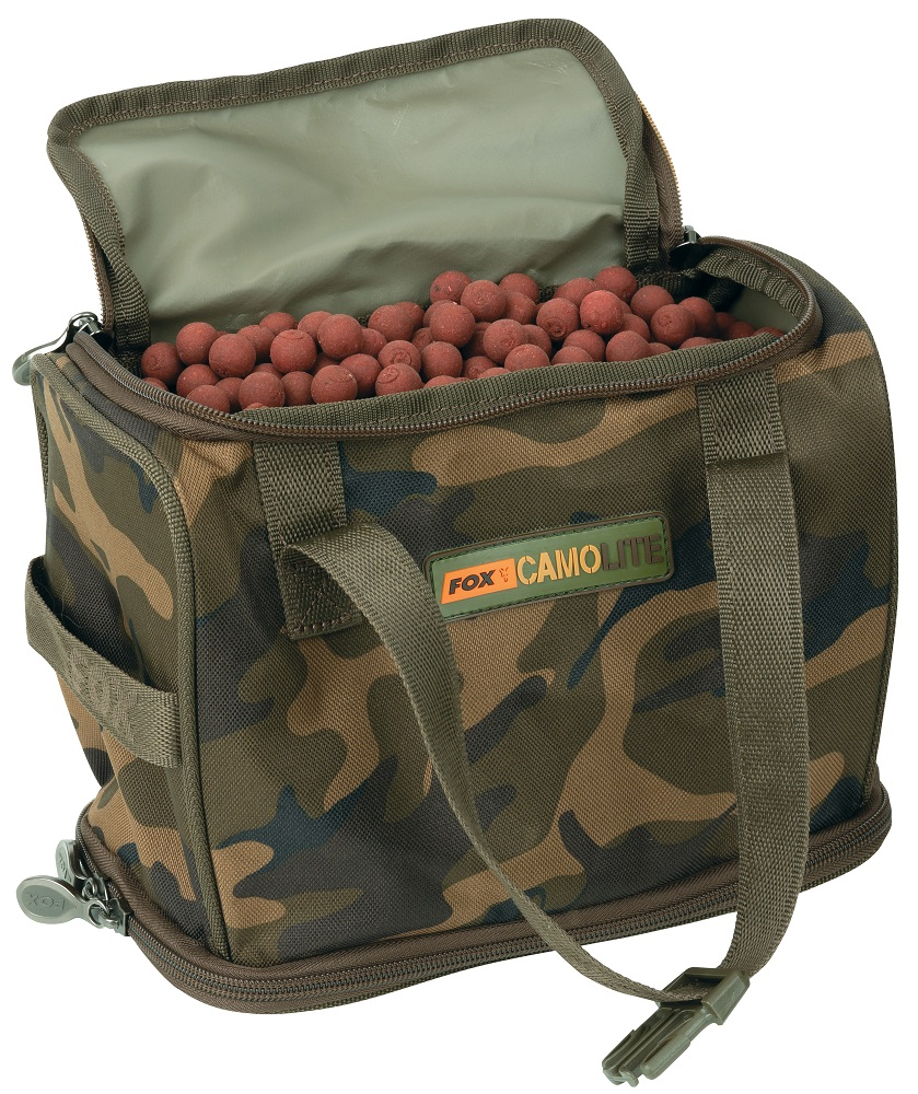 FOX CAMOLITE BAIT/AIR DRYBAGS MEDIUM