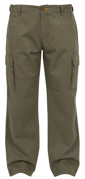 Fox CHUNK heavy twill Cargo pants Khaki - XL