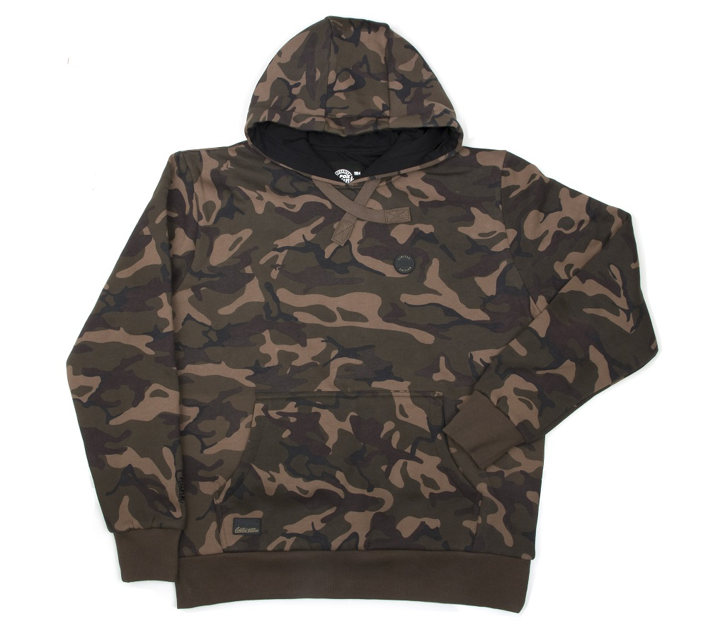 FOX LINED HOODY CAMO EDITION L