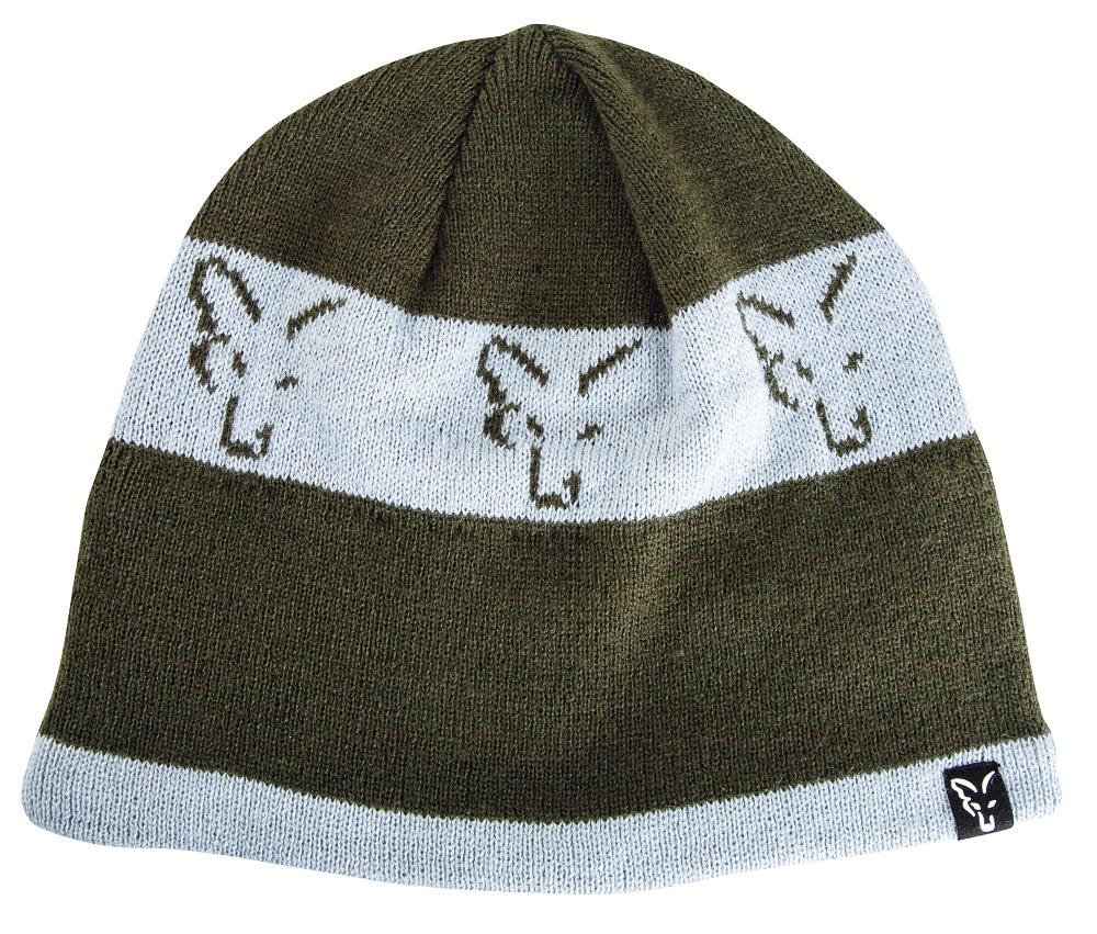 95e10429a FOX GREEN/SILVER BEANIE