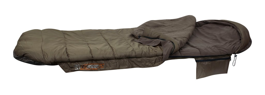 FOX ERS 3 FULL FLEECE SLEEPING BAG