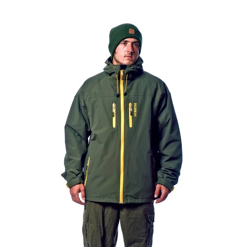 NAVITAS Scout Shell Jacket Green L