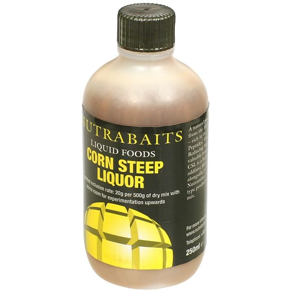 NUTRABAITS CORN STEEP LIQUID 250ml