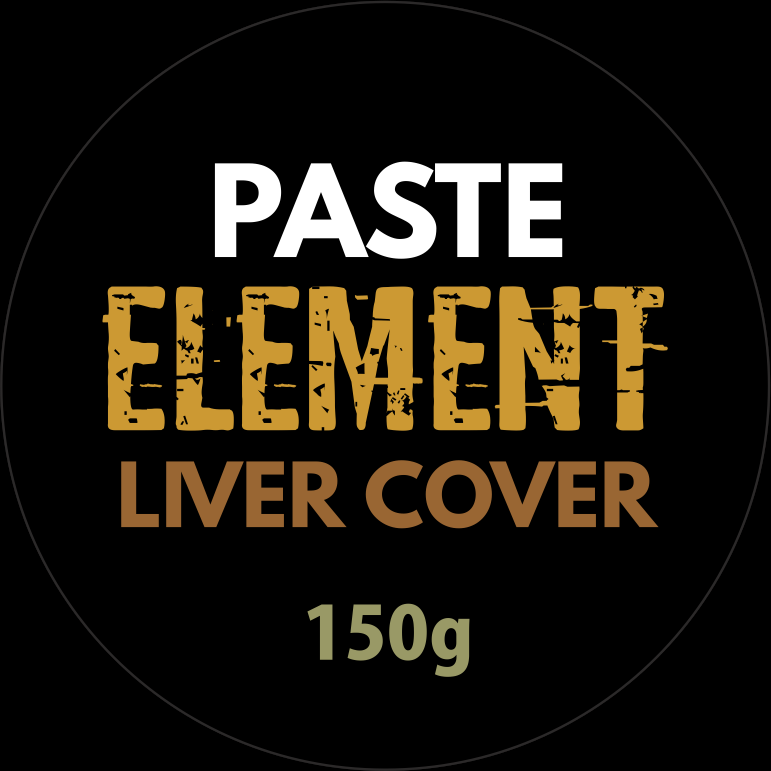 CONQUER ELEMENT 150g PASTE Liver Cover