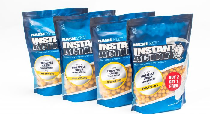 NASH Pineapple Crush 20mm 2.5 kg