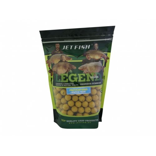 Boilies LEGEND PROTEIN BIRD WINTER FRUIT 24mm/1kg