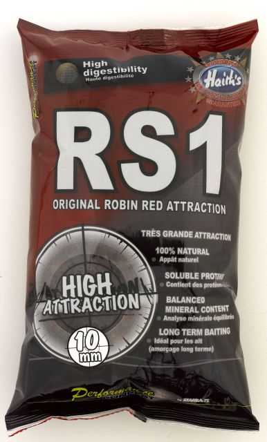 Boilies RS-1 20mm/2,5kg