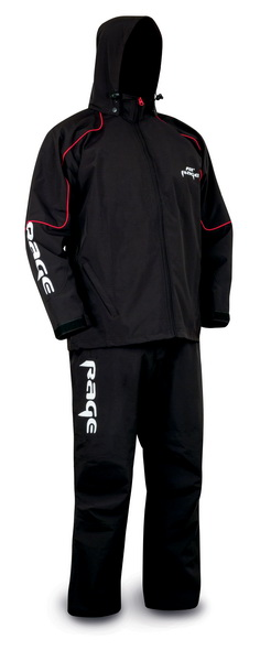 RAGE RAINSUIT JACKET&TROUSERS L