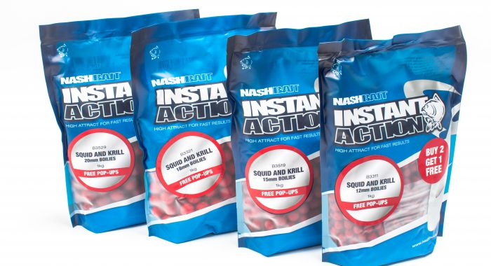 NASH Squid and Krill 20mm 2.5kg