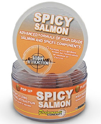 Pop Up Spice Salmon 14mm/50g