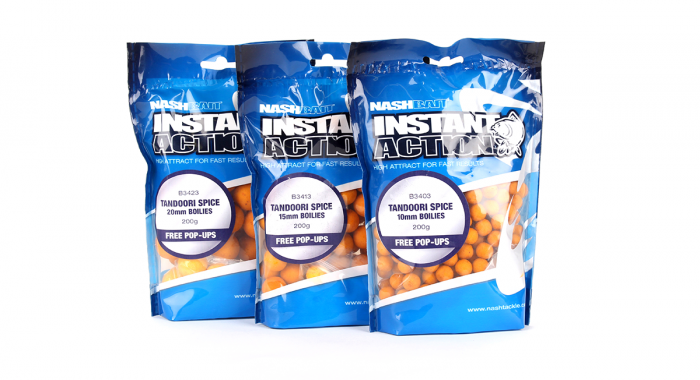 KEVIN NASH INSTANT ACTION TANDOORI SPICE 200g 15mm