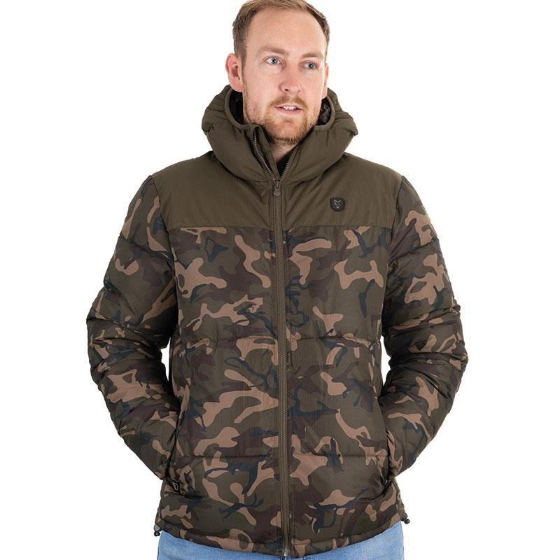FOX® Camo/Khaki RS Jacket
