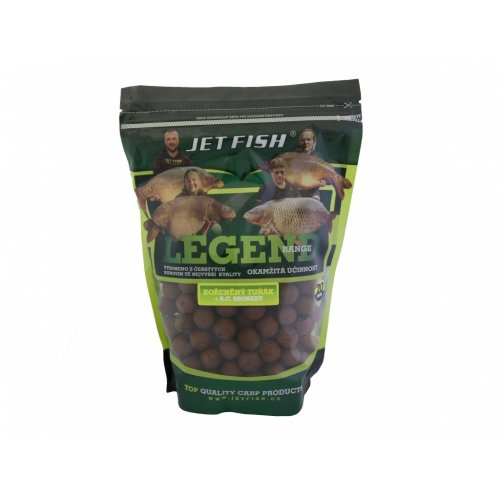 Boilies LEGEND CHILLI TUNA-CHILLI 16mm 900g