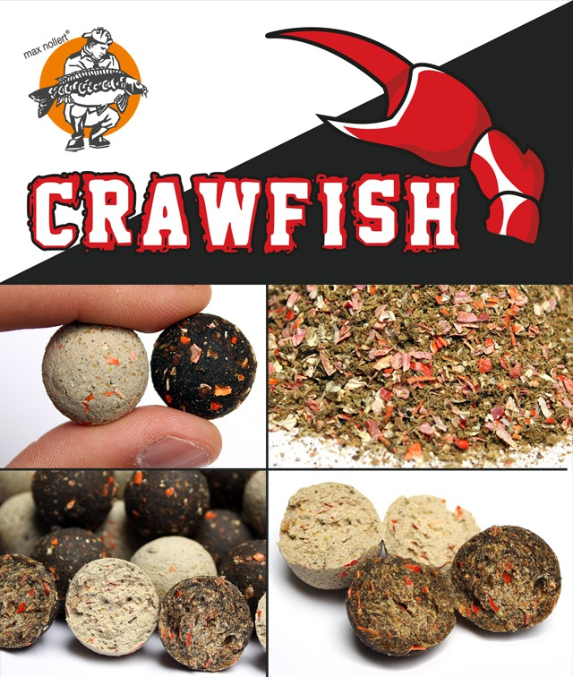 CARPTRACK CRAWFISH 1kg 20mm