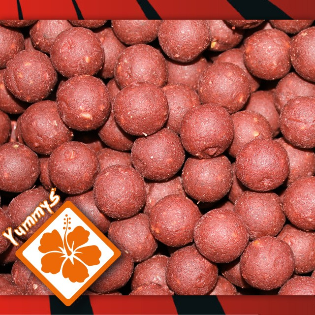CARPTRACK ELITE STRAWBERRY 1kg 20mm