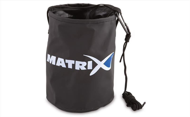 Fox Matrix ETHOS Pro Collapsiblle Water Bucket inc.Cord 4,5l
