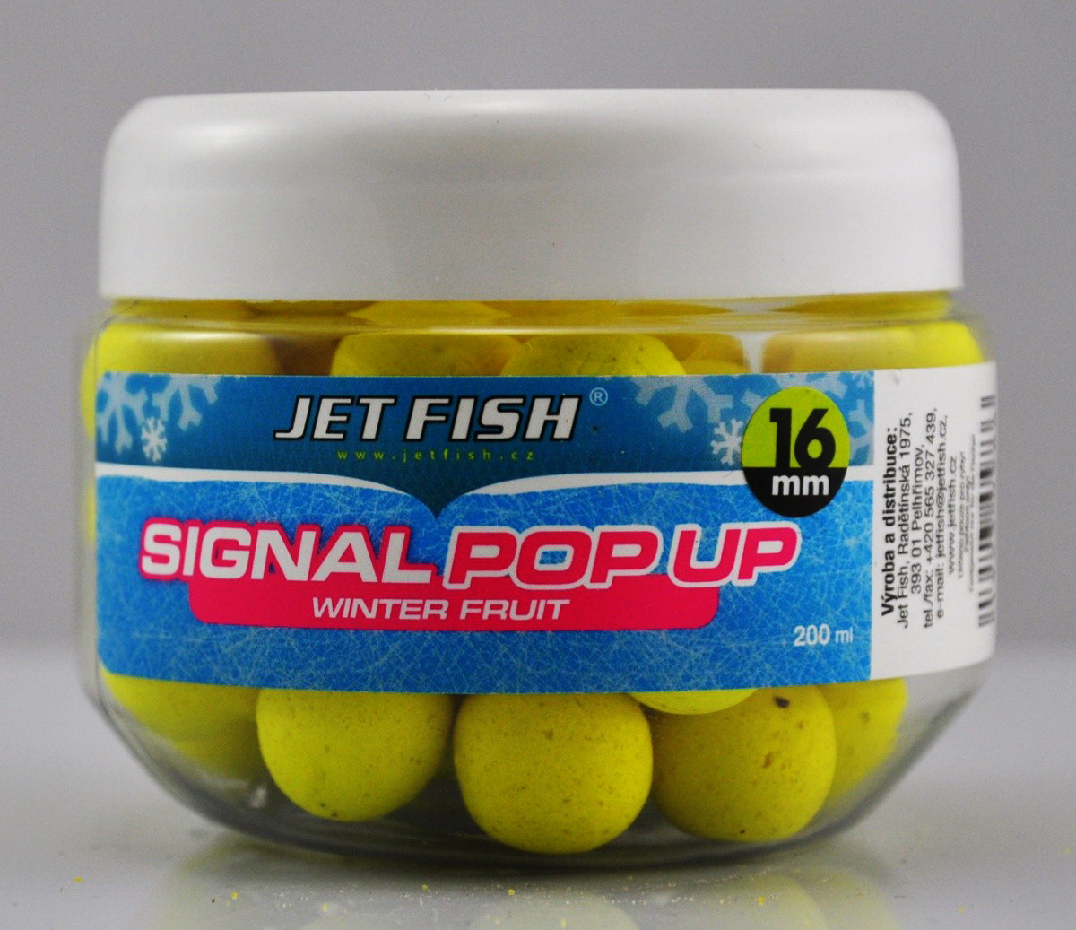 pop up SIGNAL winter fruit 19mm