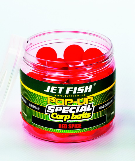 POP UP SPECIAL CARP BAITS RED SPICE 12mm 40g