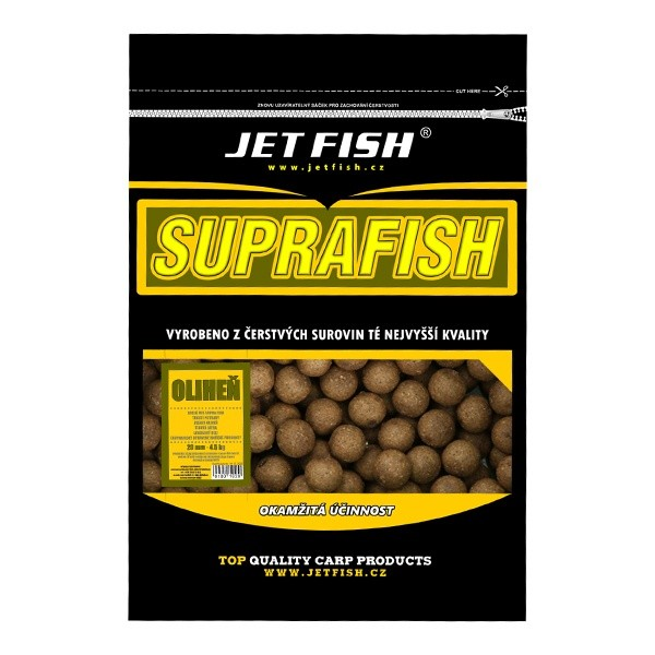 Boilies SUPRA FISH-SYR 4,5kg 24mm