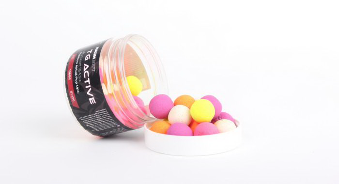 KEVIN NASH TG ACTIVE RAINBOW POP UP 15mm 35g