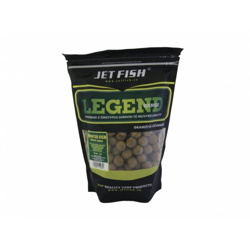 Boilie LEGEND WINTER FISH MYSTIC SPICE 20mm 1kg