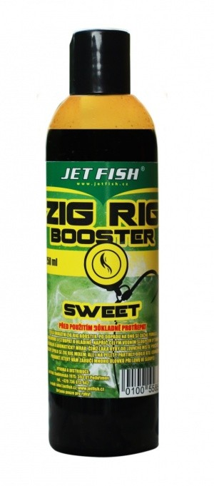ZIG RIG BOOSTER SWEET 250ml